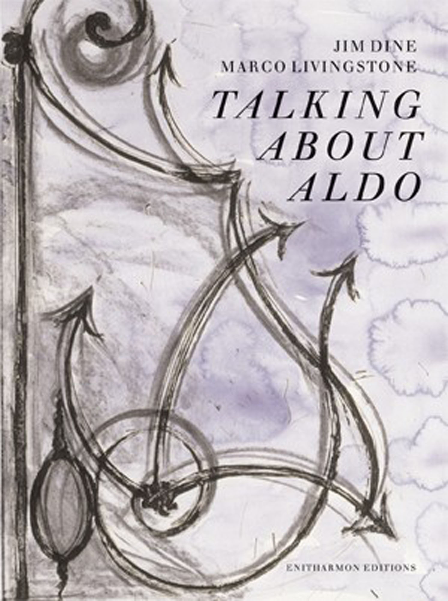 Cover of Talking About Aldo