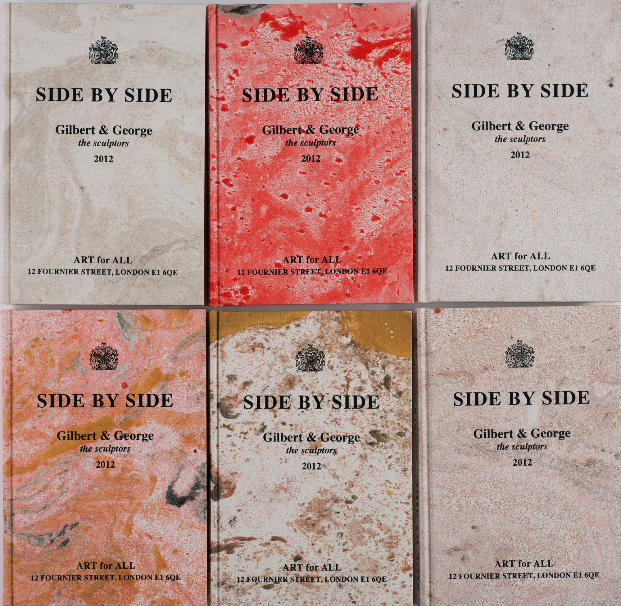 Cover images of Side by Side