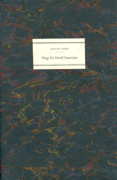 Elegy for David Gascoyne