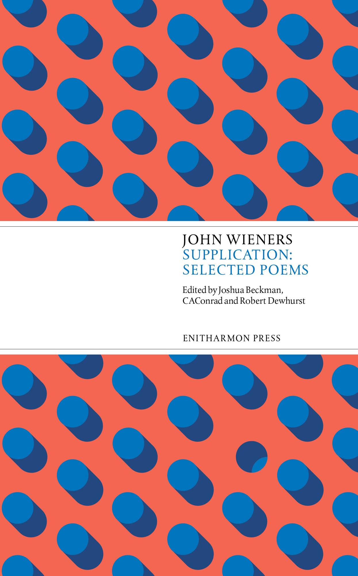 Supplication: Selected Poems