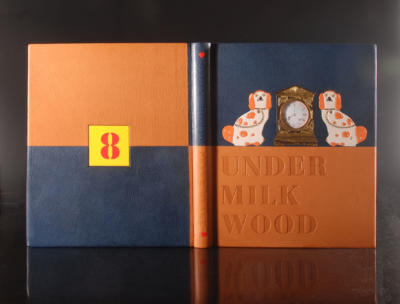 Fine Binding edition of Under Milk Wood